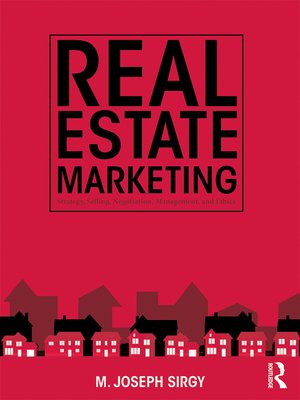 cover image of Real Estate Marketing