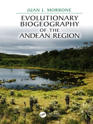 cover image of Evolutionary Biogeography of the Andean Region