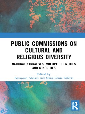 cover image of Public Commissions on Cultural and Religious Diversity