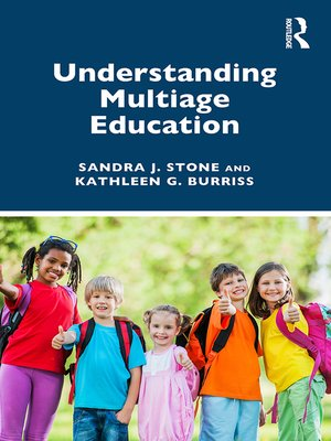 cover image of Understanding Multiage Education