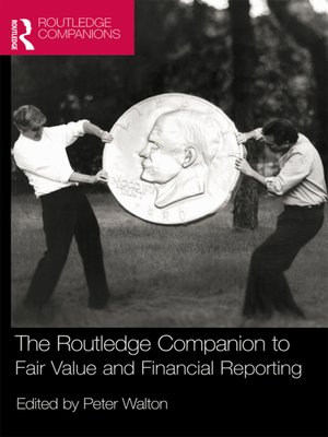 cover image of The Routledge Companion to Fair Value and Financial Reporting
