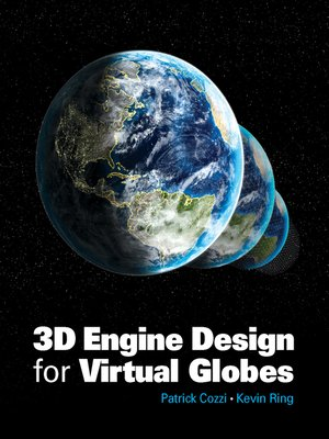 cover image of 3D Engine Design for Virtual Globes