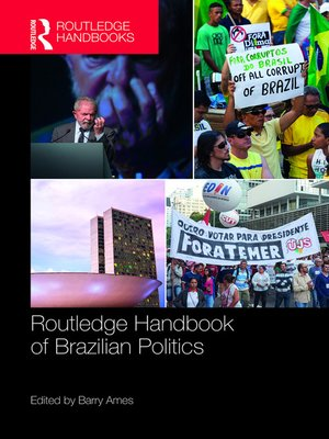 cover image of Routledge Handbook of Brazilian Politics