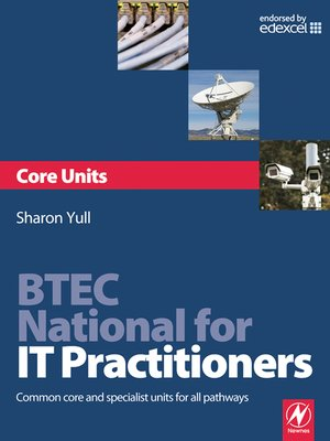 cover image of BTEC National for IT Practitioners