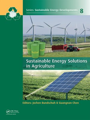 cover image of Sustainable Energy Solutions in Agriculture