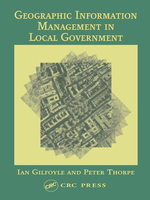 cover image of Geographic Information Management in Local Government
