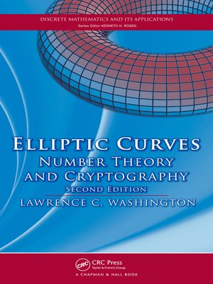cover image of Elliptic Curves