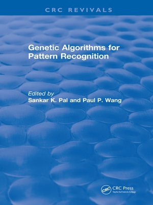 cover image of Genetic Algorithms for Pattern Recognition
