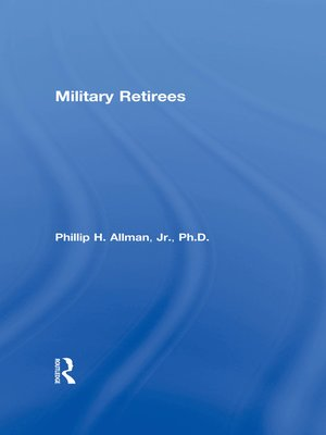 cover image of Military Retirees