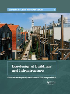 cover image of Eco-design of Buildings and Infrastructure
