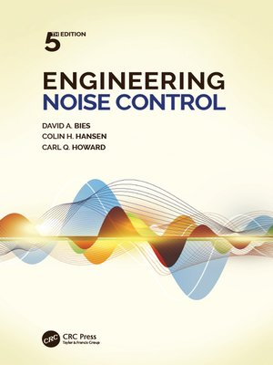 cover image of Engineering Noise Control
