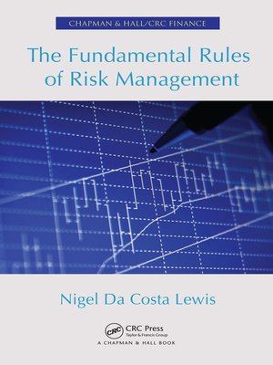 cover image of The Fundamental Rules of Risk Management