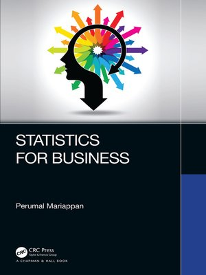 cover image of Statistics for Business