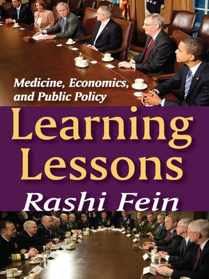 cover image of Learning Lessons