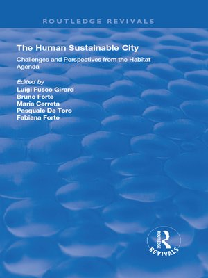 cover image of The Human Sustainable City
