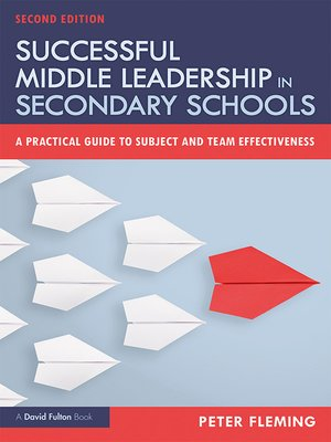 cover image of Successful Middle Leadership in Secondary Schools