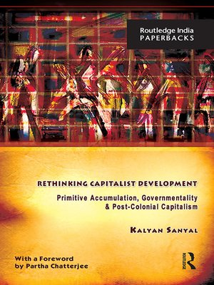 cover image of Rethinking Capitalist Development