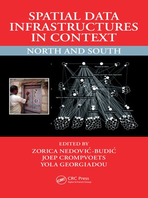 cover image of Spatial Data Infrastructures in Context