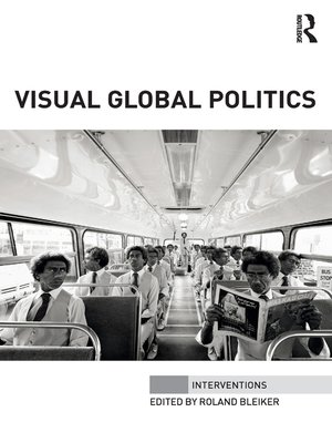 cover image of Visual Global Politics