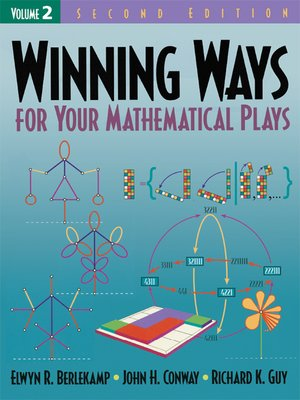 cover image of Winning Ways for Your Mathematical Plays, Volume 2