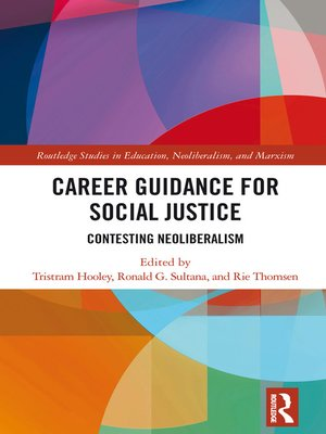 cover image of Career Guidance for Social Justice