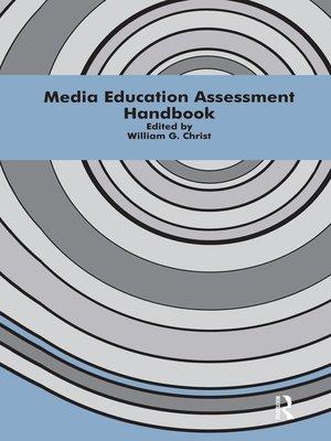 cover image of Media Education Assessment Handbook