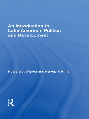 cover image of An Introduction to Latin American Politics and Development