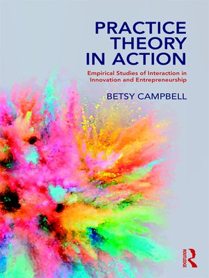 cover image of Practice Theory in Action