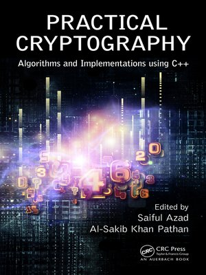cover image of Practical Cryptography