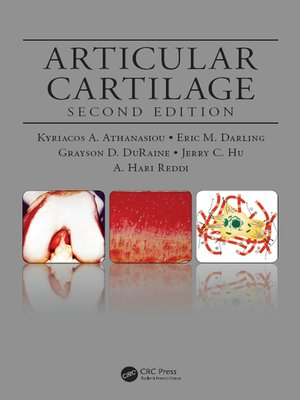 cover image of Articular Cartilage