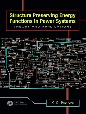 cover image of Structure Preserving Energy Functions in Power Systems