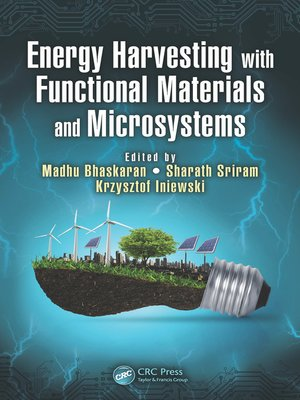 cover image of Energy Harvesting with Functional Materials and Microsystems