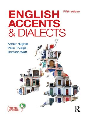 cover image of English Accents and Dialects