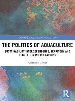 cover image of The Politics of Aquaculture