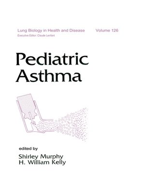 cover image of Pediatric Asthma