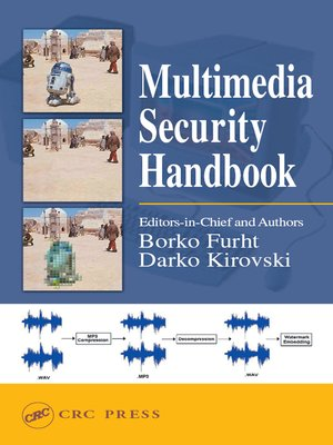 cover image of Multimedia Security Handbook