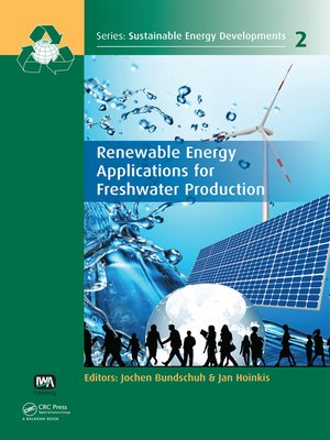 cover image of Renewable Energy Applications for Freshwater Production