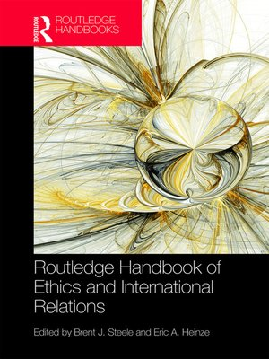 cover image of Routledge Handbook of Ethics and International Relations