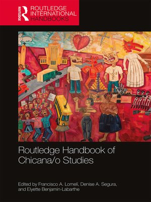 cover image of Routledge Handbook of Chicana/o Studies