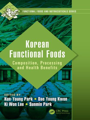 cover image of Korean Functional Foods
