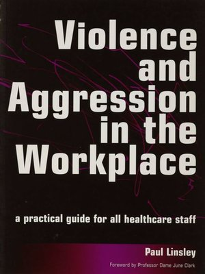 cover image of Violence and Aggression in the Workplace
