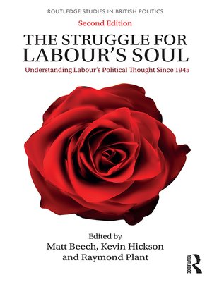 cover image of The Struggle for Labour's Soul