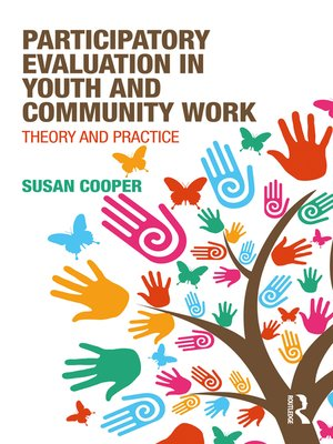 cover image of Participatory Evaluation in Youth and Community Work