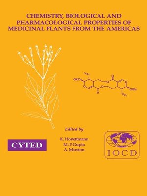 cover image of Chemistry, Biological and Pharmacological Properties of Medicinal Plants from the Americas