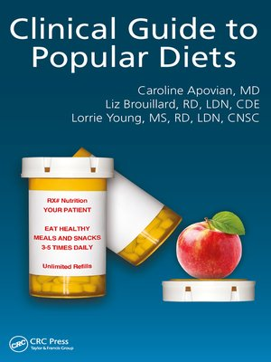 cover image of Clinical Guide to Popular Diets