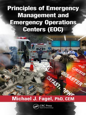 cover image of Principles of Emergency Management and Emergency Operations Centers (EOC)
