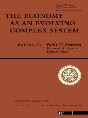 cover image of The Economy As an Evolving Complex System