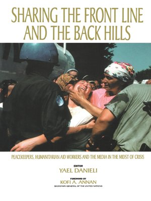 cover image of Sharing the Front Line and the Back Hills