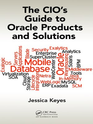 cover image of The CIO's Guide to Oracle Products and Solutions