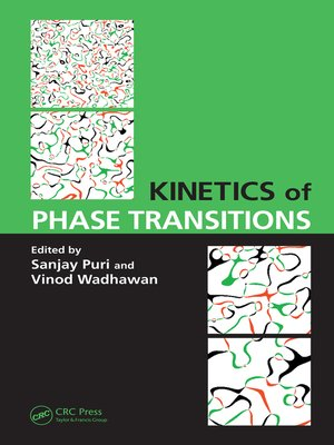 cover image of Kinetics of Phase Transitions